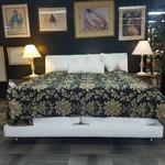 1-31628 King American Leather Platform Bed