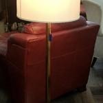 1-30157 Brass Floor Lamp