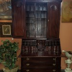 1-31355 Large Secretary Desk