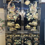 1-31649 Asian Armoire