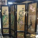 1-31651 Asian Room Divider