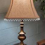 1-29840 Brushed Brass Lamp