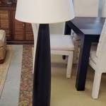 1-31038 Black Floor Lamp