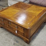 1-32002 Coffee Table (Large Square)