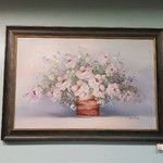 1-15477 Floral Oil Painting