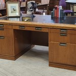 1-31736 Solid Wood Desk