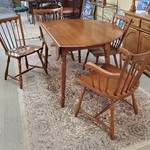 1-31526 PA House Table w/ 4 Chairs and Pads