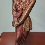 1-31158 Golfer Woman Statue