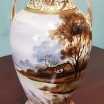 1-31288 Scene Vase