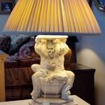 1-31270 Children Two Bulb Lamp
