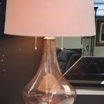 1-32063 Large Lamp w/ Glass Base