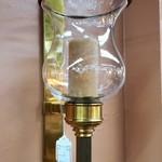 1-32125 Brass Sconce