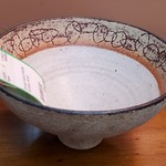 1-24723 Small Handmade Pottery Bowl