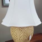 1-30842 Large Ceramic Lamp