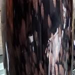 1-31910 Smaller Black Vase