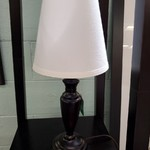 1-31087 Small Black Lamp