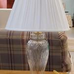 1-31342 Glass Lamp