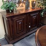 "1-32360 Arhaus Furniture Buffet (L 67"" x W 24"" x H 43"")"