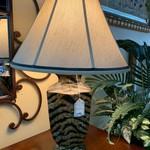 "1-32364 Oriental Accent Zebra Table Lamp (H 29"")"