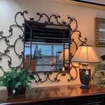 1-32363 Large Mirror Metal Frame
