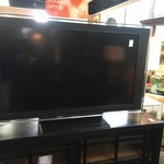 "1-32530 55"" Sony LCD Flatscreen TV 2007 w/ Remote"