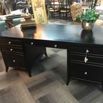 "1-32355 ArHaus Furniture Black Desk( L 71"" W 31 1/2"" H 30"")"