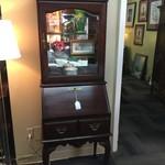 1-32688 Traditional Secretary Desk (2 Piece)