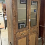 1-32772 Antique Jelly Cabinet
