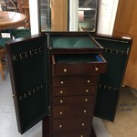 1-33032 Jewelry Armoire