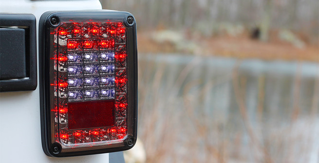 Wrangler Tail Lights
