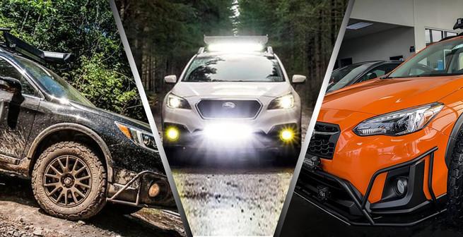 Subaru Lift Kits