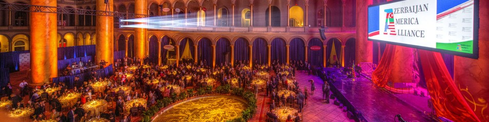 National Building Museum venue of the 2013 cultural event