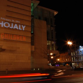 Khojaly Awareness Campaign '14