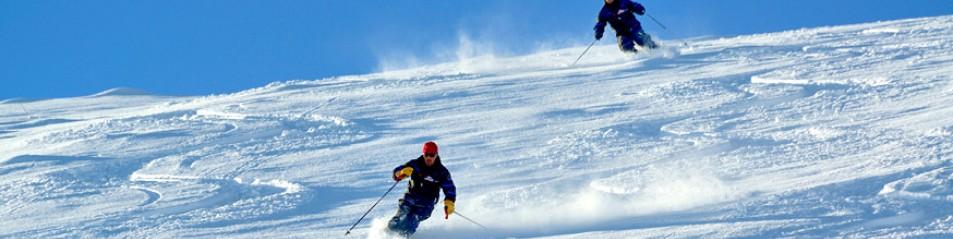 Mt. Shahdag Ski Resort, Azerbaijan