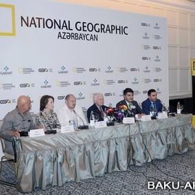 National Geographic Azerbaijan