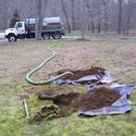 Residential Septic System Cleaning