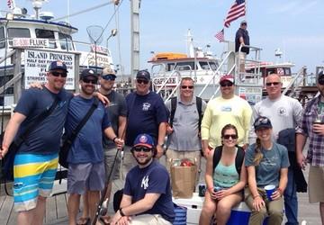 Bay Brews and Fishing Cruise