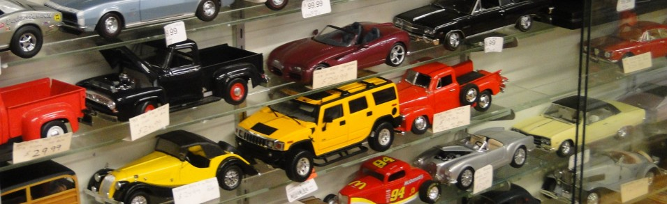 Diecast Cars, Trucks and Planes Sold Here