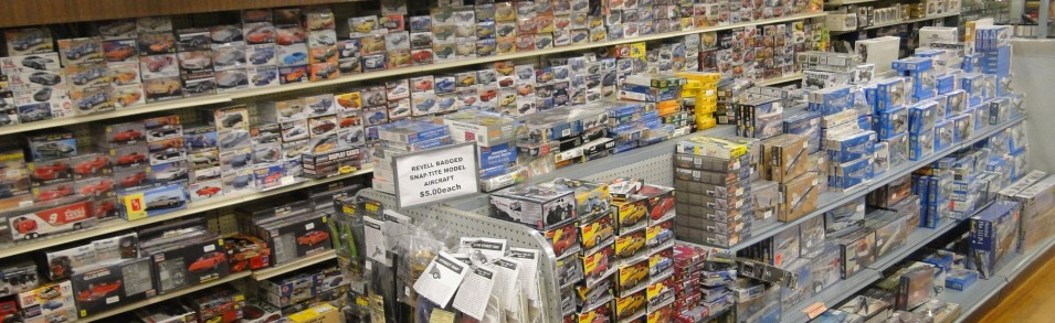 Model Kits at Amato's