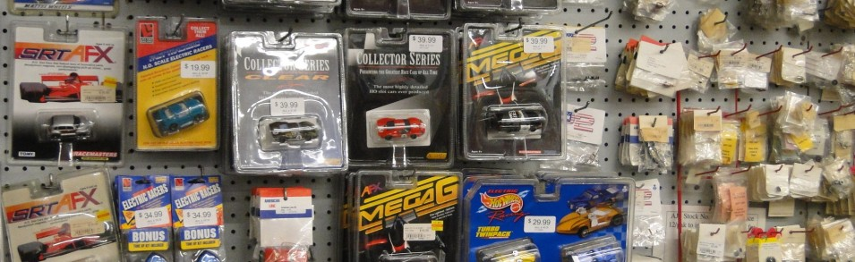 Racing Toys at Amato's
