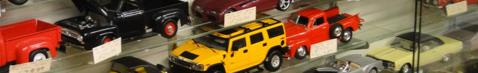 Toys » Die Cast Model Cars