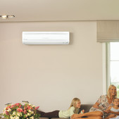 Ductless Mini-Splits A/C Units