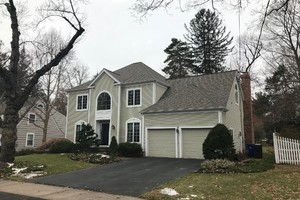 Completed by West Hartford CT Roofer