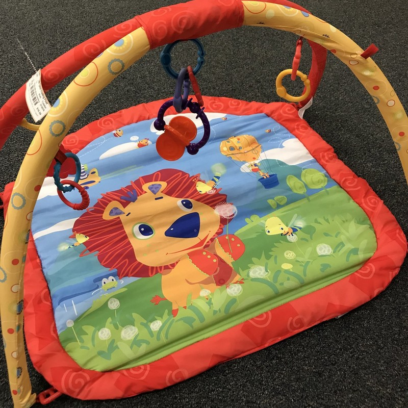 Activity Mat W/arches/toys in great condition. NO SHIPPING-in store pick up only