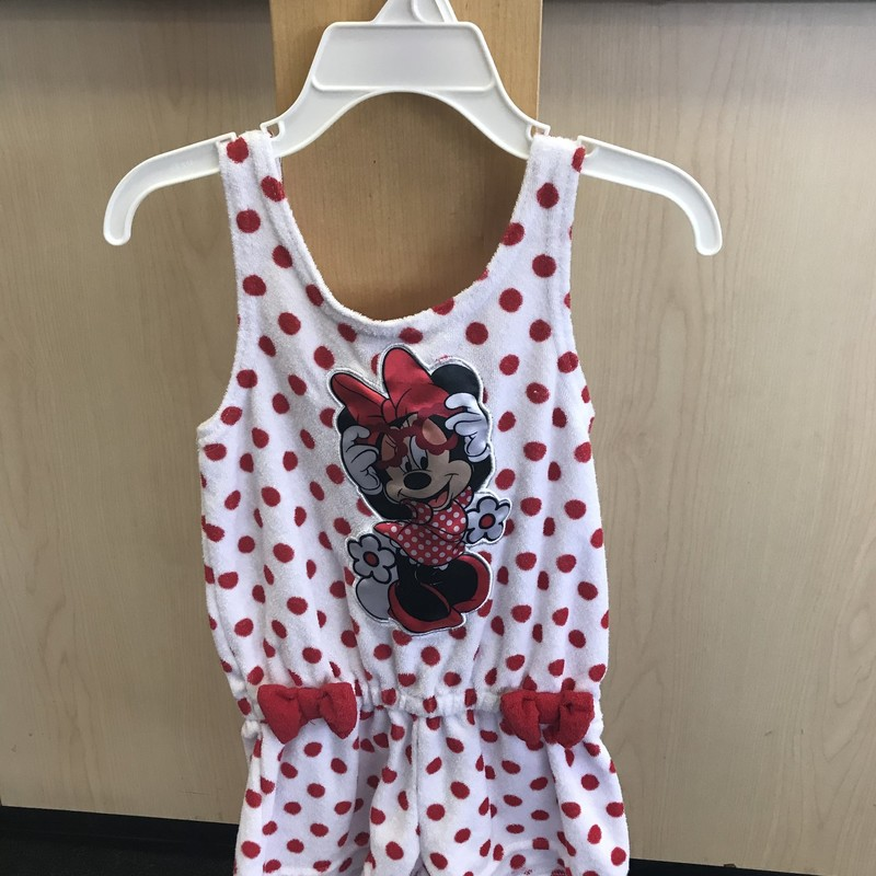 Disney Slvlss Terry Outfit / Minnie Mouse, size 3, great size 3T,  Pick up in store to save on shipping costs