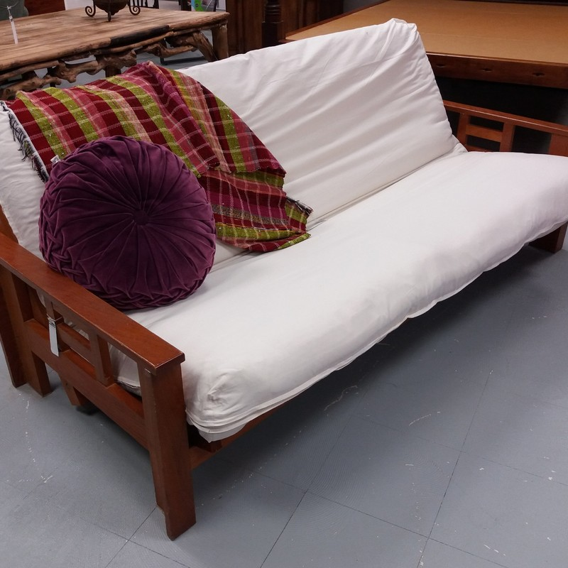 Futon Wood Frame
