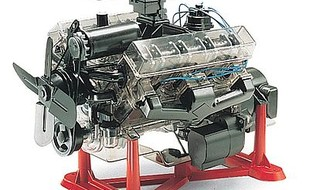 "A ""HANDS ON"" Experience That Teaches How A Real Automobile Engine Works - See Everything Inside!"