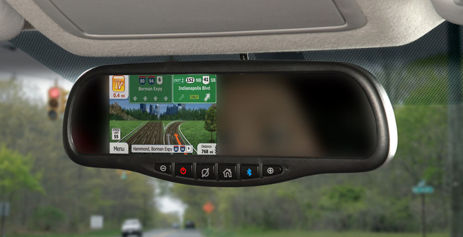 Navigation Mirror