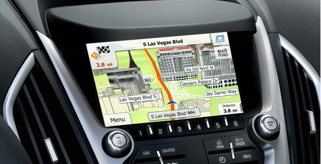 Rosen GM Navigation