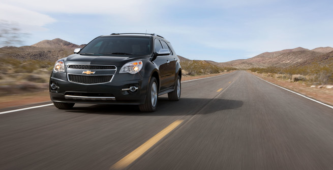 2012 Chevy Equinox Leather Interior Upgrade